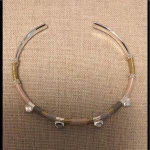 Stella & Dot Pastel Colorblock bracelet